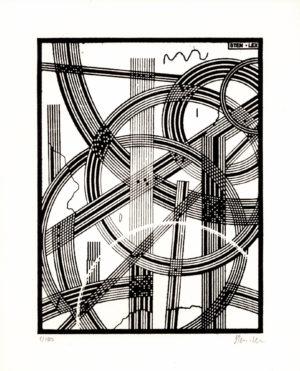 Sten Lex - Paesaggio urbano V